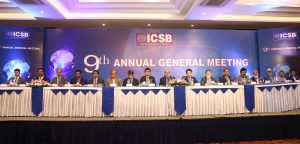 Institute of Chartered Secretaries of' Bangladesh hotds its 9th'AGM