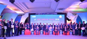 6th ICSB NationalAward for Corporate Governance Excellence, 2018