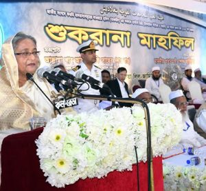 "PM seeks ""alems"" role to maintain social peace"