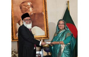 PM receives donation from BAB
