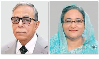 President, PM greet all on Pahela Baishakh