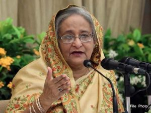 I prefer peaceful solution to Rohingya crisis: PM tells Washington Post