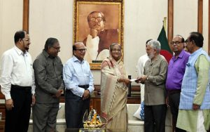 PM donates Tk 13.65 crore to different organisations, individuals
