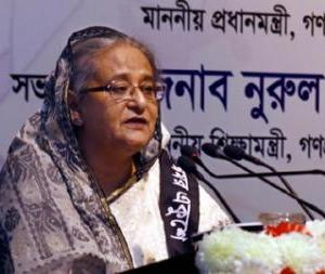 PM stresses proper use of Bangla