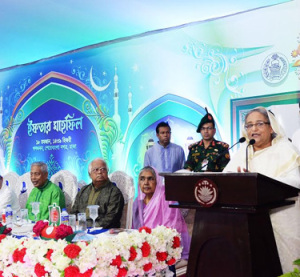 Bangladesh's democracy, economy now strong: PM