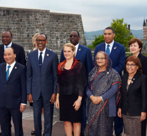 PM joins G7 Outreach Meeting