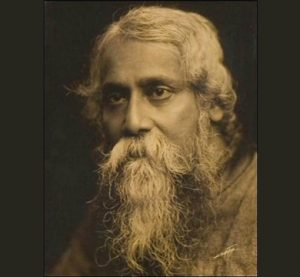 Kabiguru Rabindranath's 158th birth anniversary today