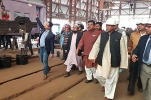 Railway bridge to be built beside Bangabandhu bridge: Sujan