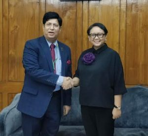 Jakarta to play effective role in resolving Rohingya crisis