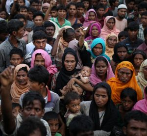 Deal for $165m WB assistance for Rohingyas today