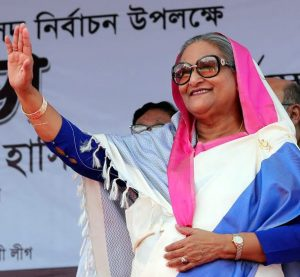Sheikh Hasina unveils plan to upgrade slum dwellers lifestyle