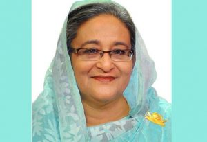 Egyptian journalist Aresi's book on Sheikh Hasina at book fair