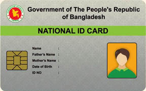 Smart card to be distributed at district level in Dec