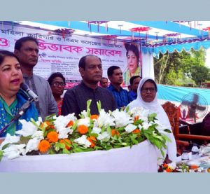Poverty-free Bangladesh to be built with people's support: Speaker