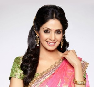 Sridevi enjoys holiday with hubby and daughters