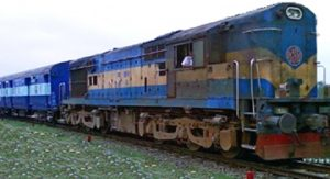 Rail links resume between Sylhet-Dhaka-Chattogram