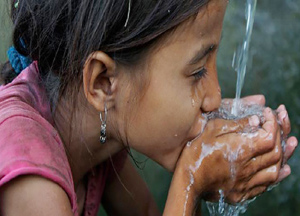 World Water Day today