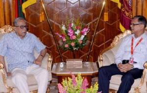 WB Alternative Executive Director calls on President