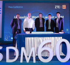 ZTE and Banglalink Successfully Commercialize World's Largest Virtual SDM Platform