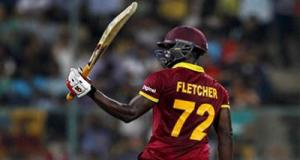 Fletcher shines as West Indies down Sri Lanka without Gayle