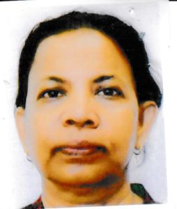 Country's  first female Medical physicist Dr. Fatima joined Gono Bishwabidyalay