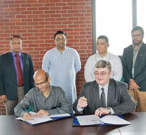 ULAB signs MoU with the Peoples' Friendship University of Russia